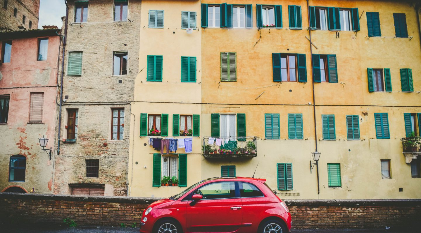Alternative holidays in Italy: how to get yourself organised